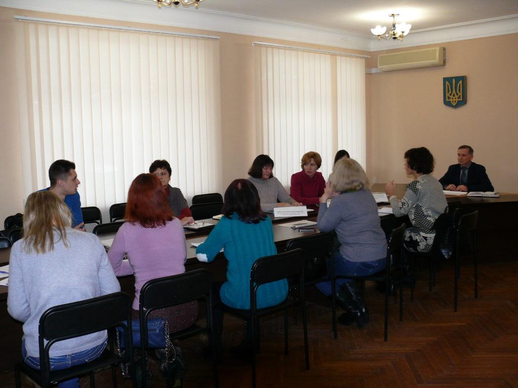 В Київському районі відбувся семінар, приурочений до проведення Всеукраїнського тижня права