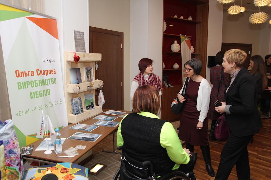 У Запоріжжі відбувся Форум Проекту «Економічні можливості постраждалим від конфлікту»